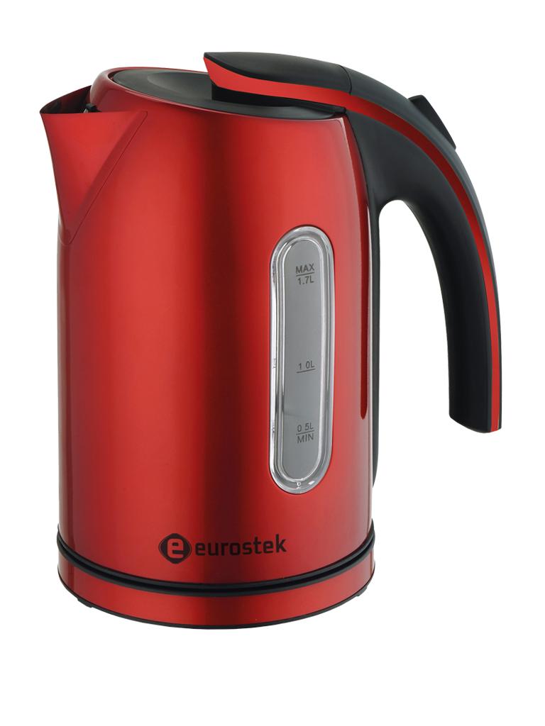 Zakazat.ru: Eurostek ЕЕК-2212, Red чайник электрический