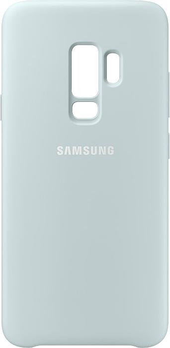 Samsung Silicone Cover чехол для Galaxy S9+, BlueEF-PG965TLEGRUБлагодаря своим плавным линиям Samsung Galaxy S9+ уже удобно лежит в руке, а силиконовый чехол Samsung Silicone Cover с мягким, приятным на ощупь софт тач покрытием, только усиливает это ощущение комфорта. Кроме того чехол с внутренней мягкой подкладкой из микроволокна надежно защищает корпус смартфона от повреждений.