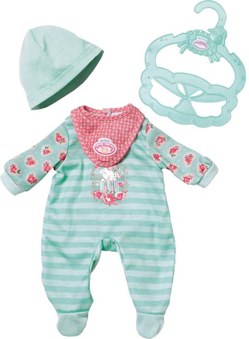 Zapf Creation Одежда для куклы My first Baby Annabell аксессуары для кукол zapf игрушка baby annabell памперсы