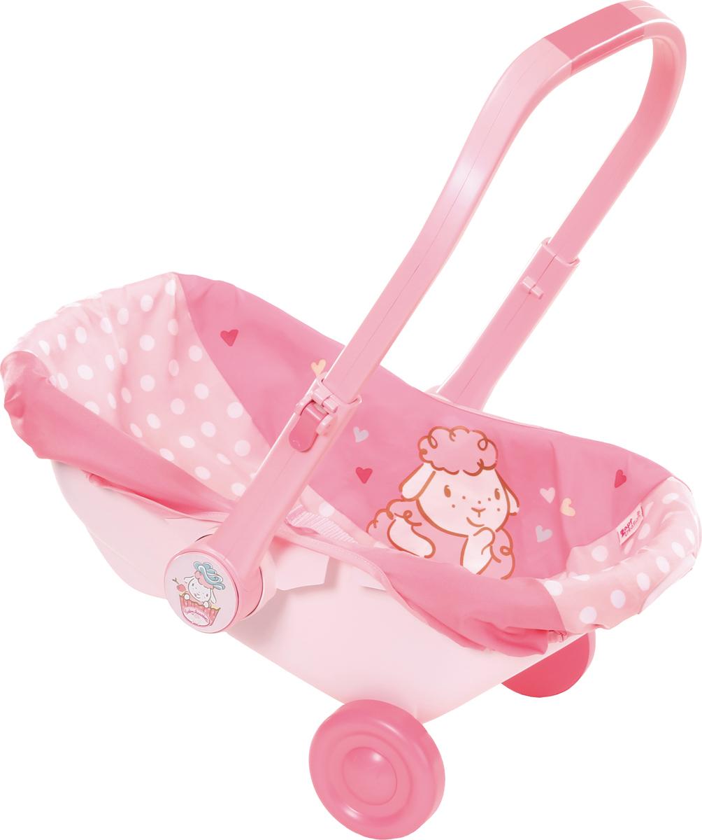 Zapf Creation Сиденье-переноска Baby Annabell куклы и одежда для кукол zapf creation baby annabell памперсы 5 штук