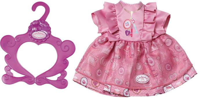Zapf Creation Одежда для куклы Baby Annabell 700-839 zapf creation baby annabell 700 198 бэби аннабель одежда для теплых деньков