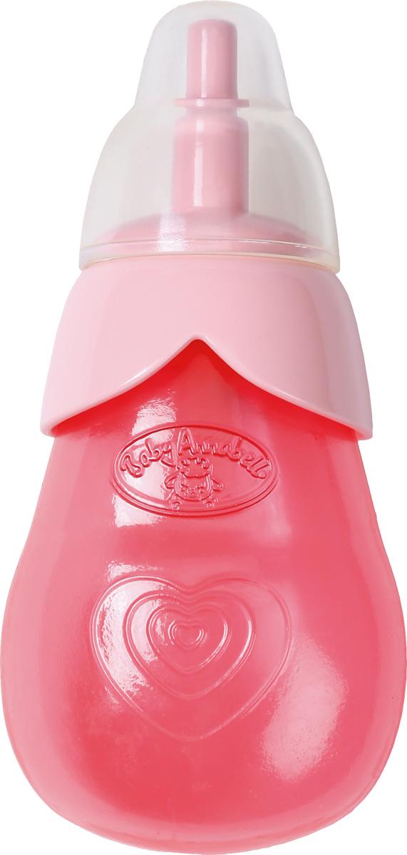 Zapf Creation Бутылочка для куклы Baby Annabell игрушка baby annabell бутылочка блистер