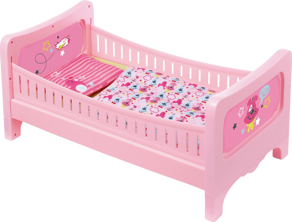 Zapf Creation Кроватка для куклы BABY born напольная акустика pmc twenty5 24 walnut page 7