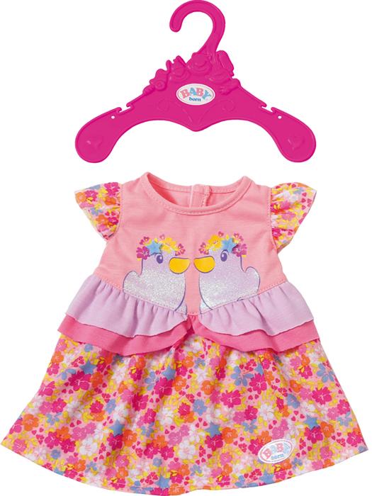 Zapf Creation Одежда для куклы BABY born 824-559 куклы и одежда для кукол zapf creation baby born детское питание 12 пакетиков