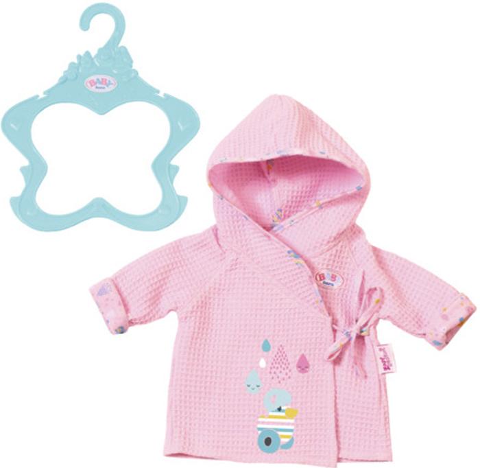 Zapf Creation Одежда для куклы BABY born 824-665 lovely striped baby girl одежда мальчик одежда брюки костюм малыш детские наряды одежда для ребенка