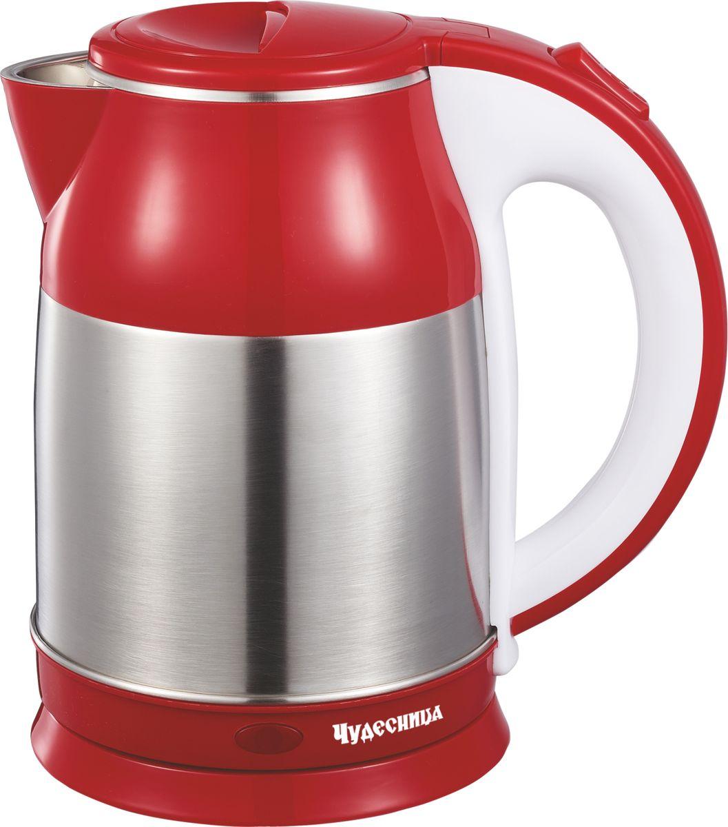 Чудесница ЭЧ-2014, Red чайник электрический