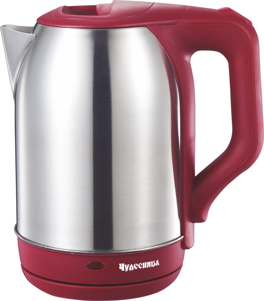 Чудесница ЭЧ-2023, Red чайник электрический цена и фото