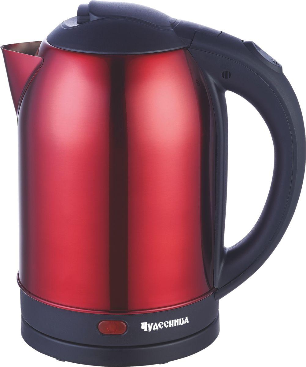 Чудесница ЭЧ-2024, Red чайник электрический цена и фото