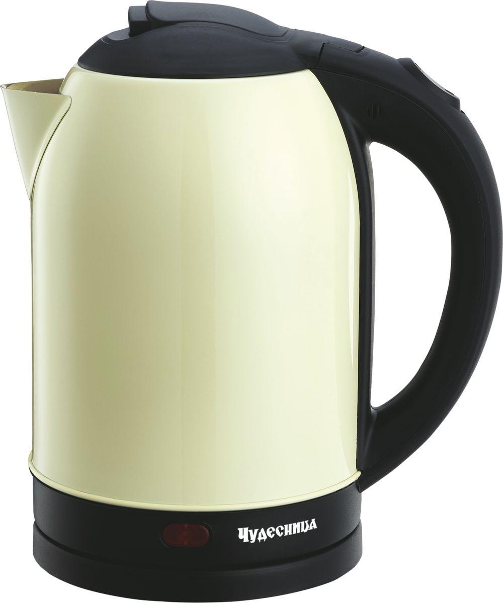 Чудесница ЭЧ-2027, Ivory чайник электрический чайник чудесница эч 2027