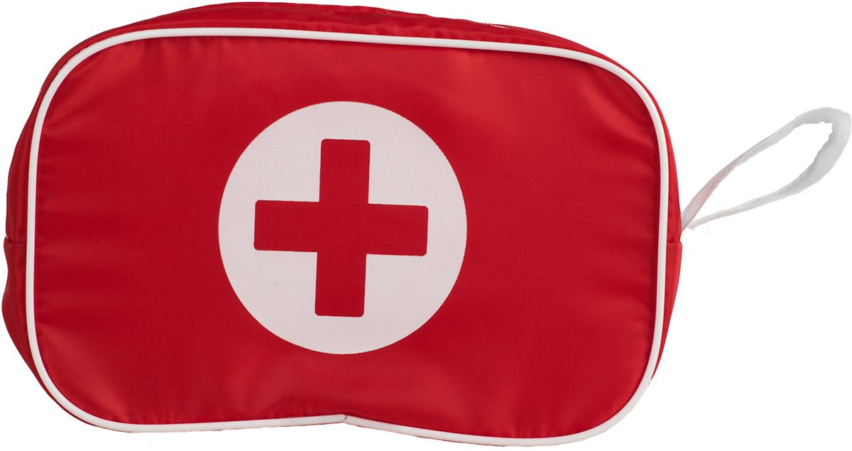 Компактная аптечка Homsu с застежкой-молнией, выполнена из полиэстера, в такой аптечке удобно хранить таблетки, пластыри, бинты и прочие вещи для вашего здоровья. Аптчека также станет незаменимым помощником в путешествиях.