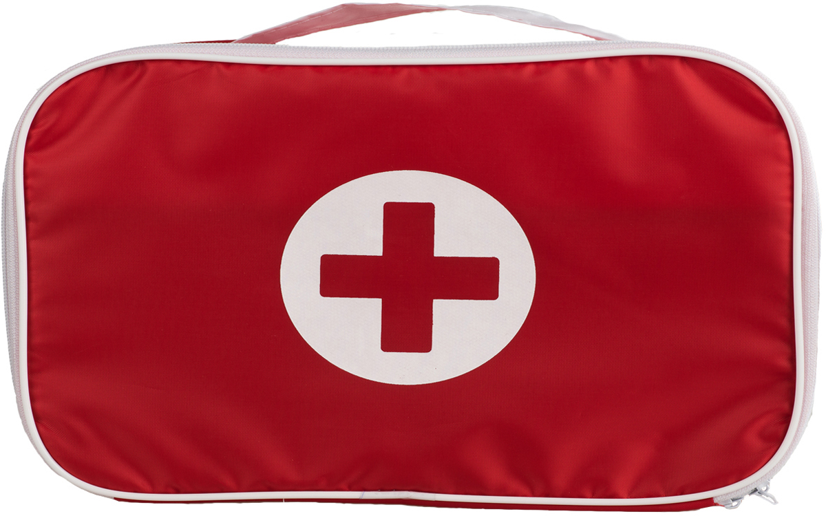 Компактная, но вместительная аптечка Homsu с застежкой-молнией, выполнена из полиэстера, в такой аптечке удобно хранить таблетки, пластыри, бинты и прочие вещи для вашего здоровья. Аптчека также станет незаменимым помощником в путешествиях.