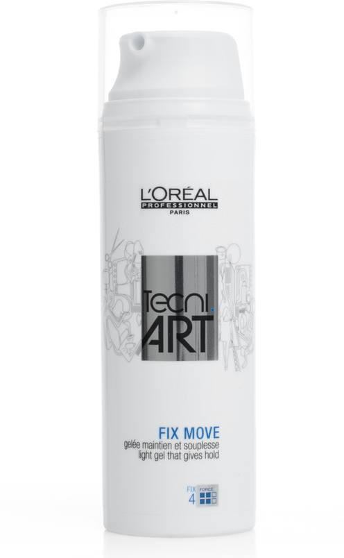 """L'Oreal Professionnel Желе для фиксации с легкой текстурой """"Tecni Art Fix Move"""", (фикс. 4 ) 150 мл"""