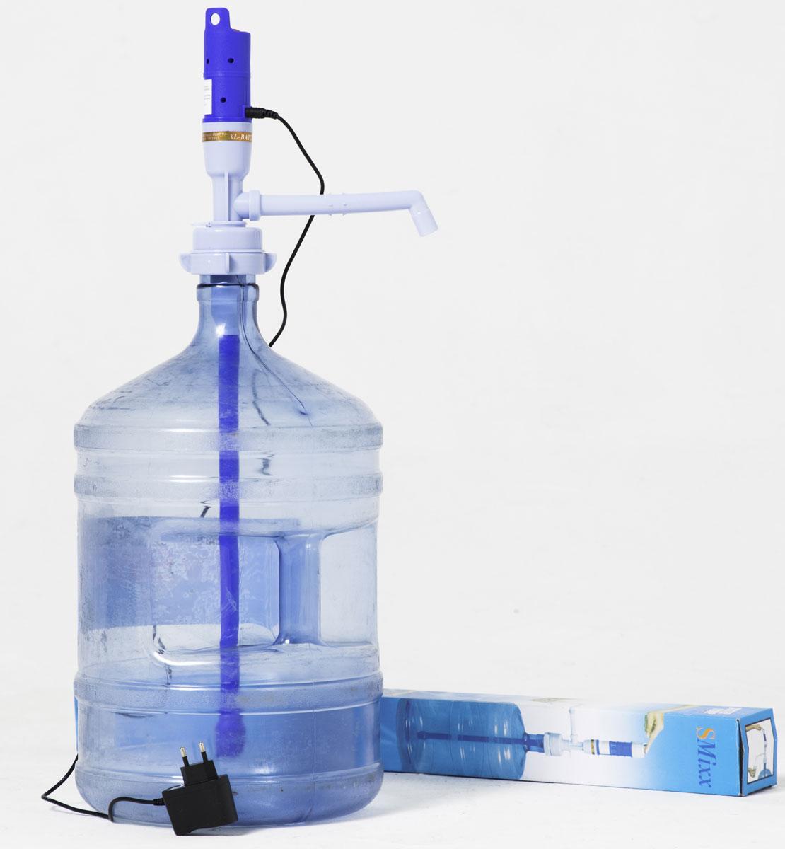SMixx Xl-D2, Grey Blue электрическая помпа для воды
