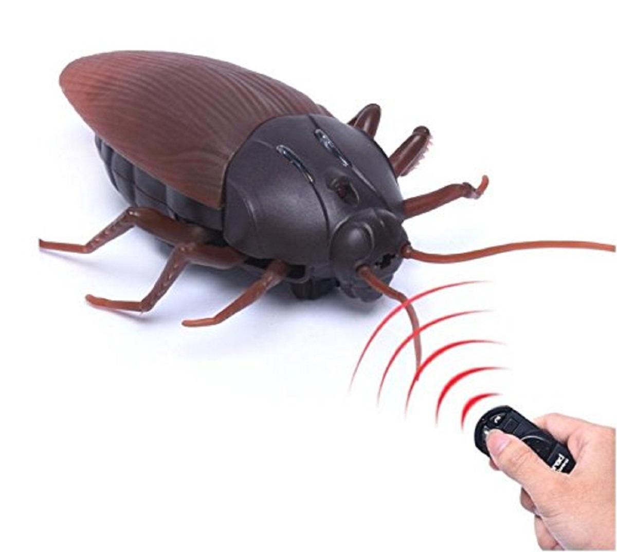 Fidget Go Радиоуправляемая интерактивная игрушка Таракан