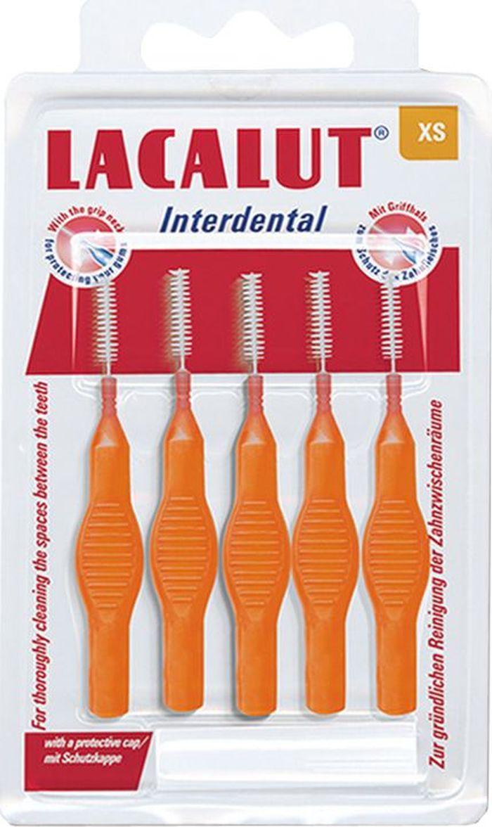 Lacalut Interdental Межзубные цилиндрические ершики, диаметр 2 мм blanx межзубные ершики цилиндрической формы 2 4 мм interdental brushes cilindrico 4 шт