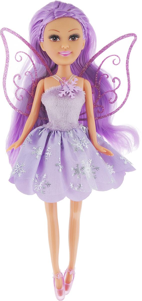 Funville Кукла Зимняя Фея Sparkle Girlz цвет сиреневый настольная игра funville вызов морских глубин 11735