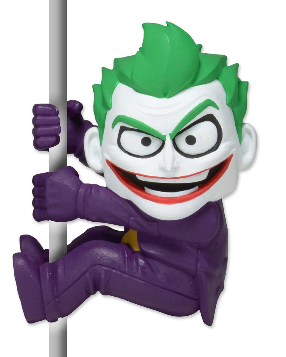 Neca Фигурка Scalers Mini Figures 3.5 Series 1 Joker игрушка фигурка neca хикс