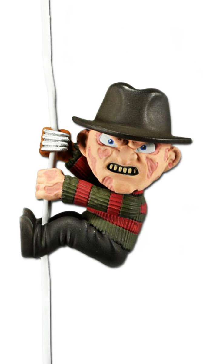 Neca Фигурка Scalers Mini Figures 2 Wave 1 Freddy neca a nightmare on elm street freddy krueger 30th pvc action figure collectible toy 7 18cm