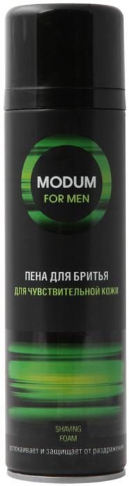 ModumПена для бритья для чувствительной кожи Nordic Frost, 200 мл Modum