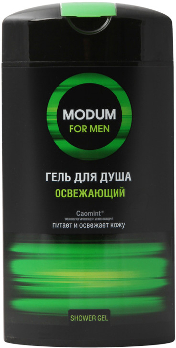 MODUM Гель для душа освежающий серии MODUM FOR MEN, 250 мл fa гель для душа oriental moments 250 мл