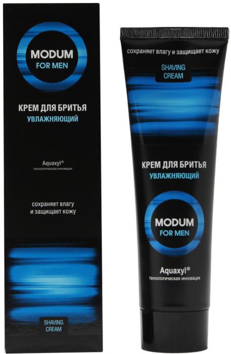 Modum Крем для бритья увлажняющий серии Modum For Men, 100 мл пена для бритья зачем