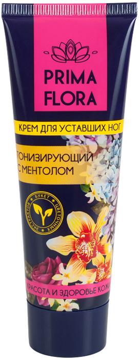 Modum Крем для уставших ног тонизирующий с ментолом Prima Flora, 75 г
