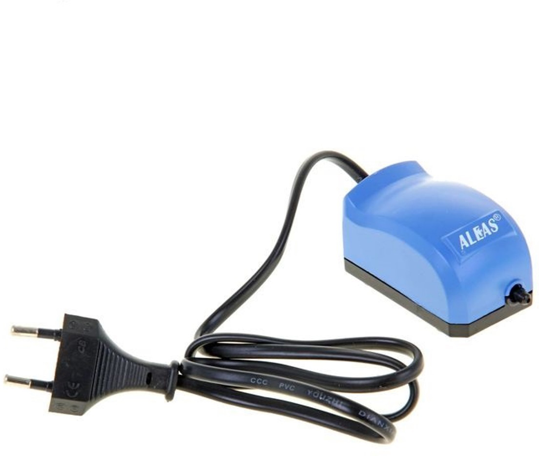 Компрессор одноканальный Aleas, 1,6 л/мин. AP-9800 компрессор schego ideal 150 л ч