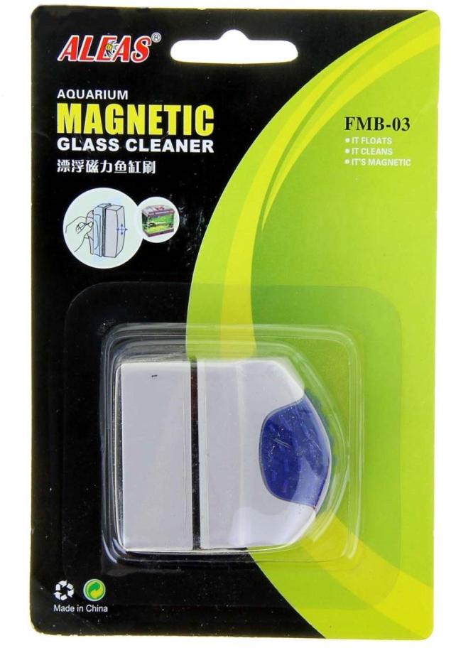 Скребок магнитный Aleas, плавающий. FMB-03FMB-03ALEAS Магнитный скребок плавающий №1