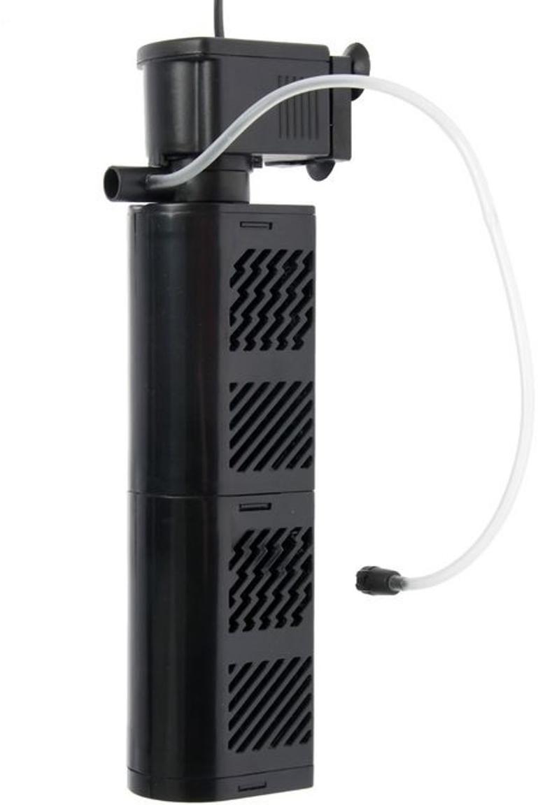 Фильтр внутренний Aleas, с повышенной очисткой, с 2 катриджами, 1020 л/ч фильтр внутренний aleas 220 л ч