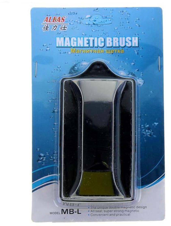 Скребок магнитный Aleas, для эффективной очистки стекол. MB-L