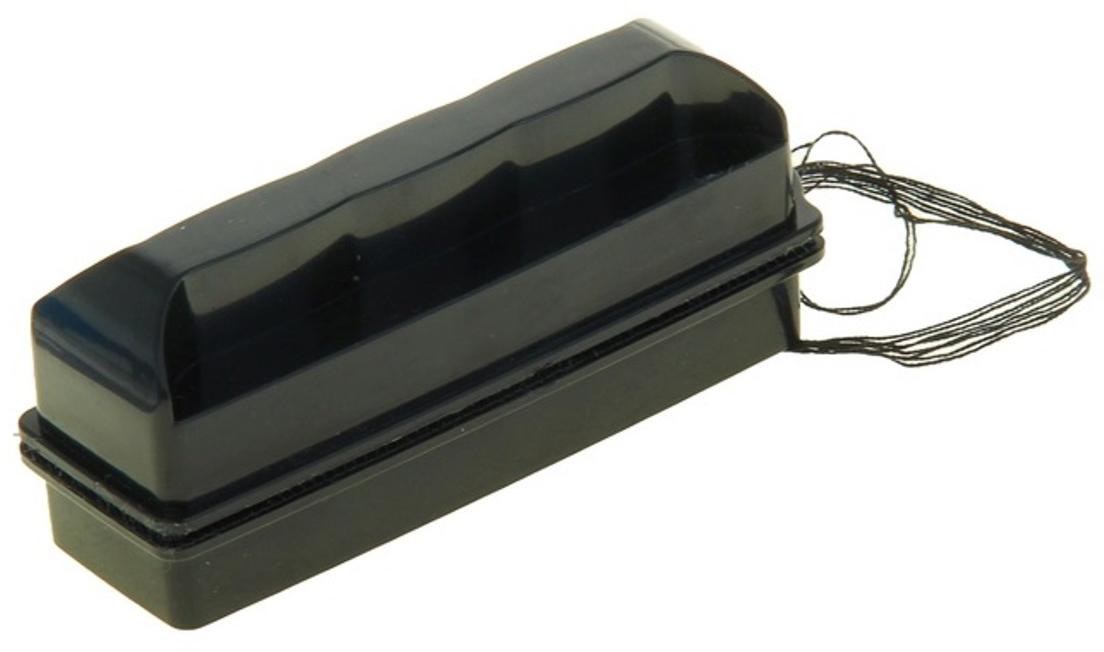 Скребок магнитный Aleas, для эффективной очистки стекол. MB-M скребок для аквариума хаген складной