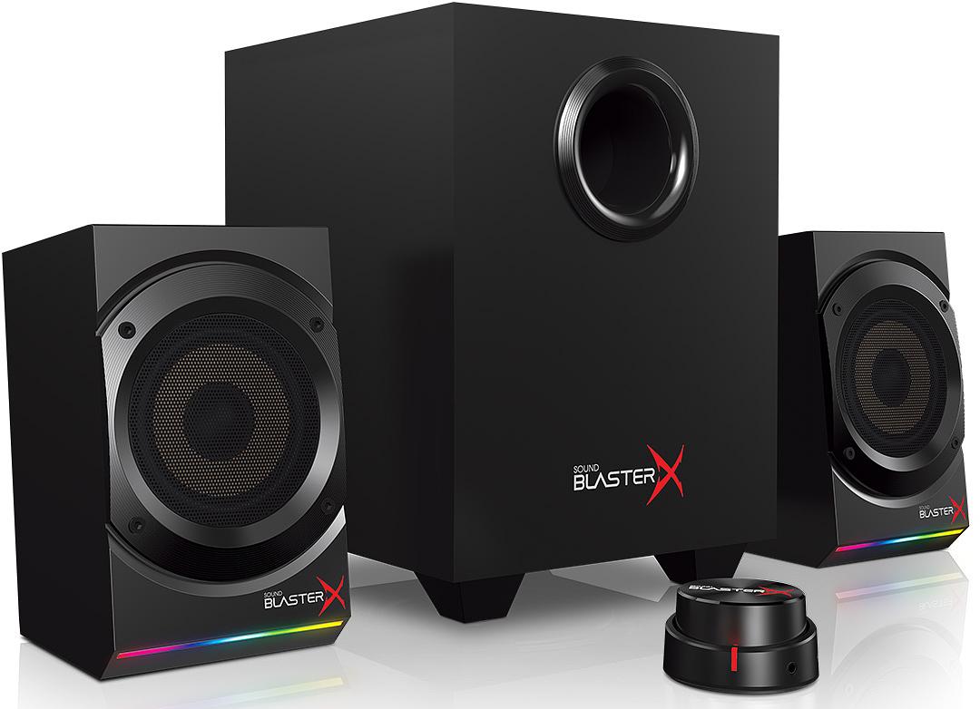 Creative Sound BlasterX Kratos S5, Black акустическая система