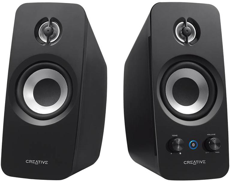 Creative T15, Black беспроводная акустическая система спот idlamp savini 348 1a chrome