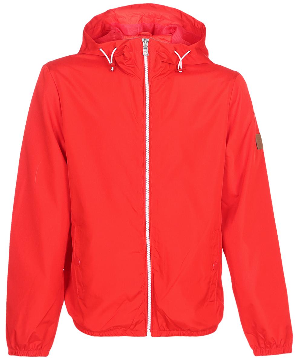 Ветровка для мальчика Baon, цвет: красный. BJ608005_Dark Tomato. Размер 158/164