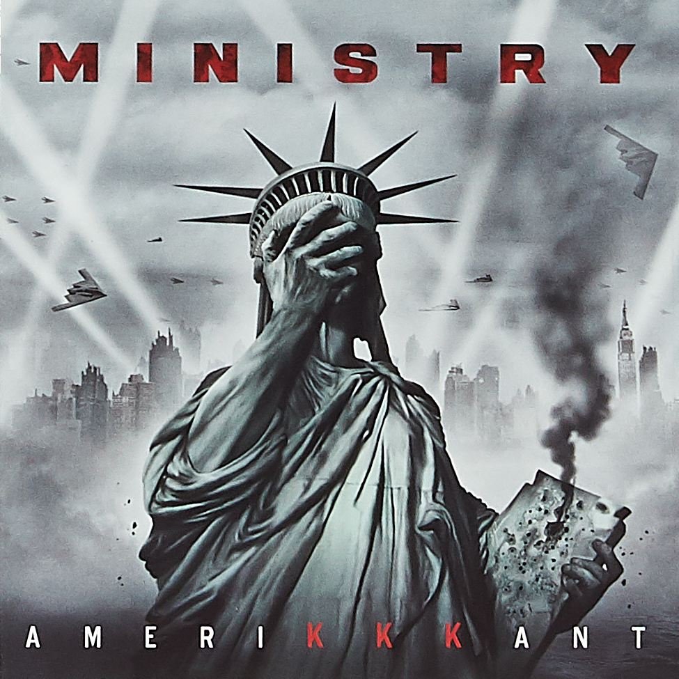 Ministry Ministry. AmeriKKKant ministry