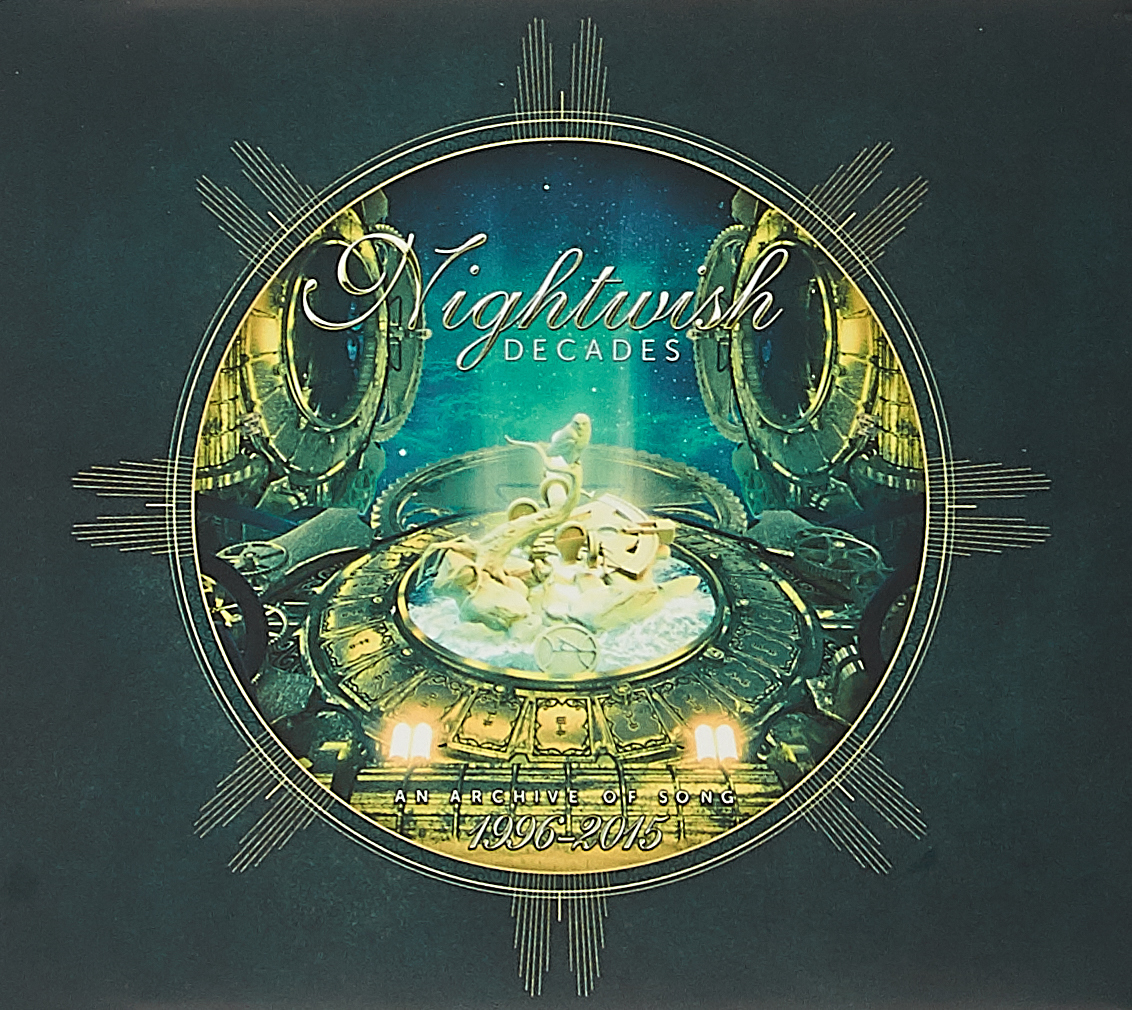 Nightwish Nightwish. Decades. An Archive Of Song 1996-2015 (2 CD) nightwish manchester