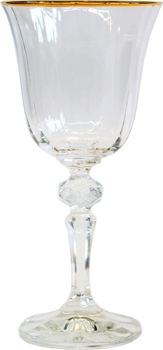 Набор бокалов для вина Bohemia Crystal Кристина, 170 мл, 6 шт набор бокалов для бренди коралл 40600 q8105 400 анжела