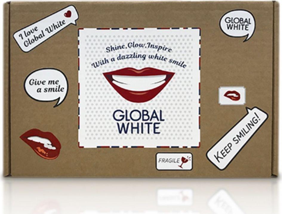 Global White Набор для белоснежной улыбки Smile Box