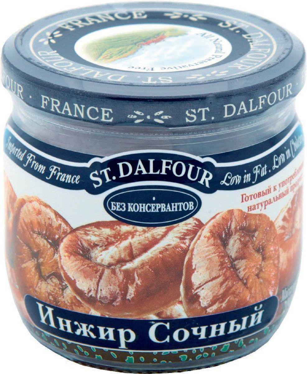 St.Dalfour Инжир сочный, 200 г инжир сушеный семушка 150г