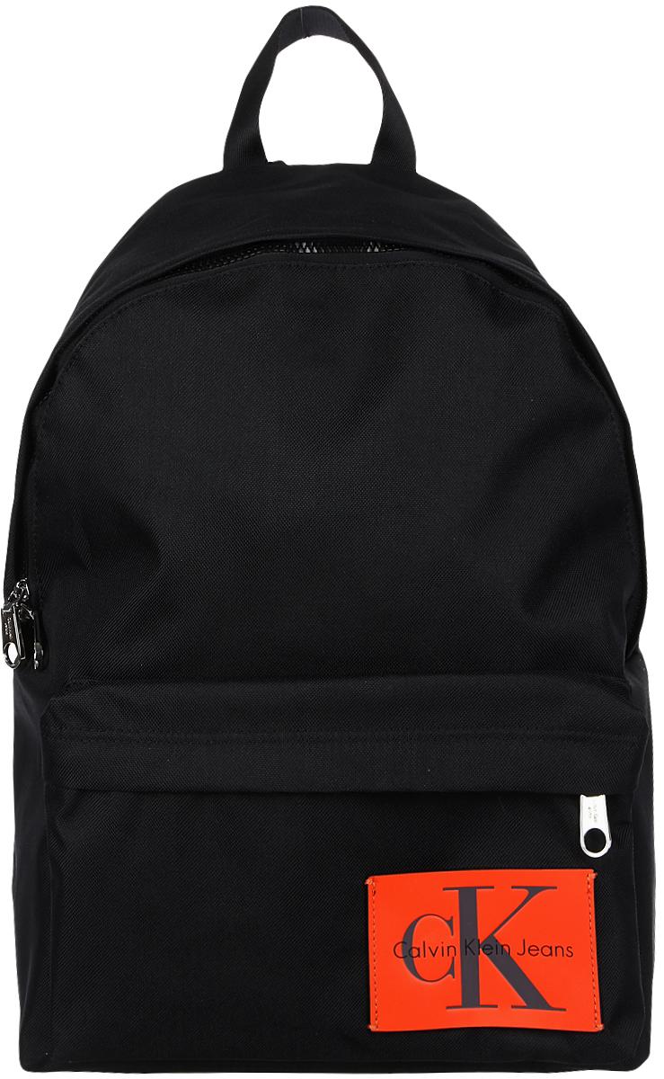 Рюкзак мужской Calvin Klein Jeans, цвет: черный. K40K400040/001 calvin klein jeans k60k601005