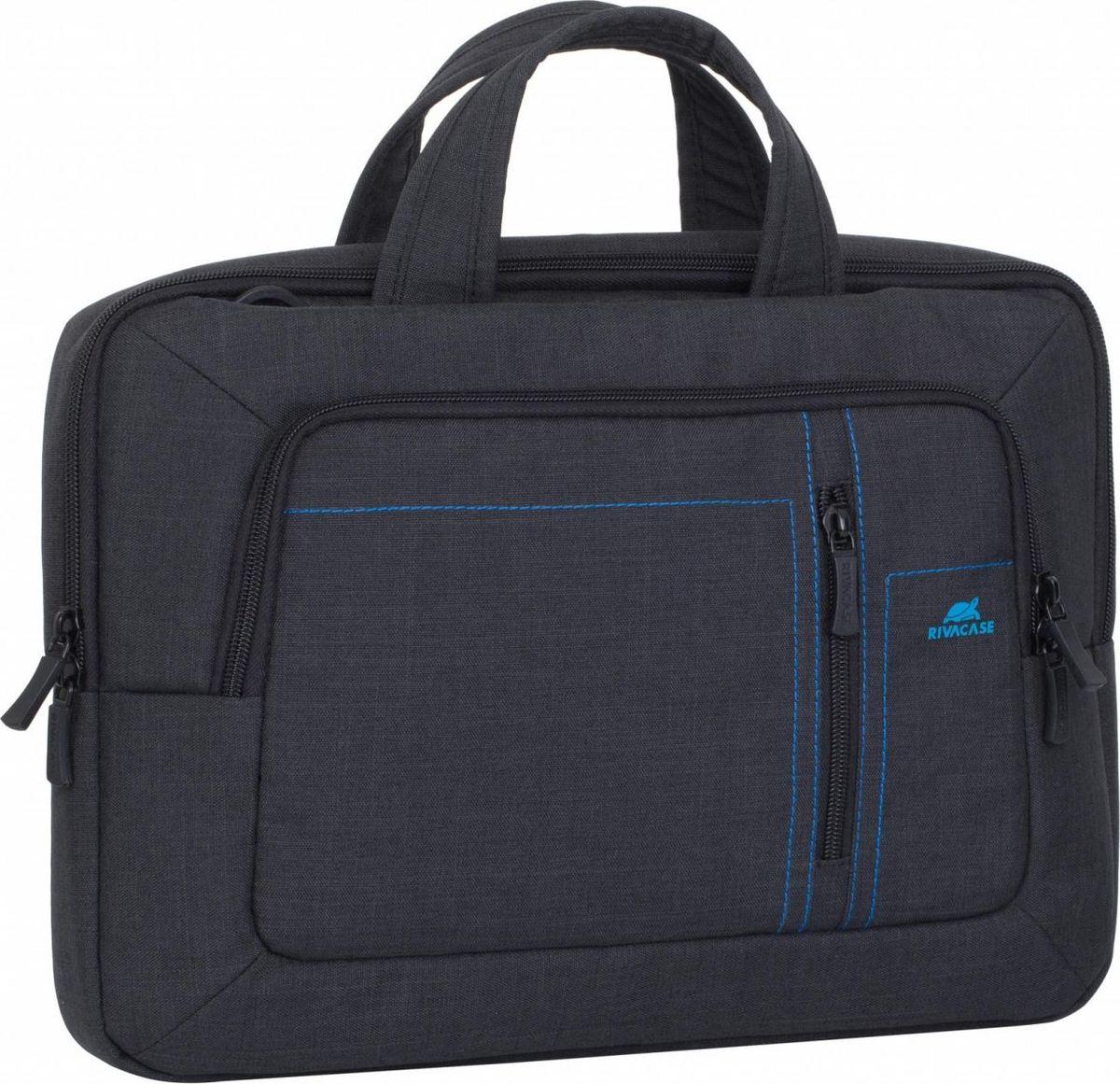 RivaCase 7520, Black сумка для ноутбука 13,3