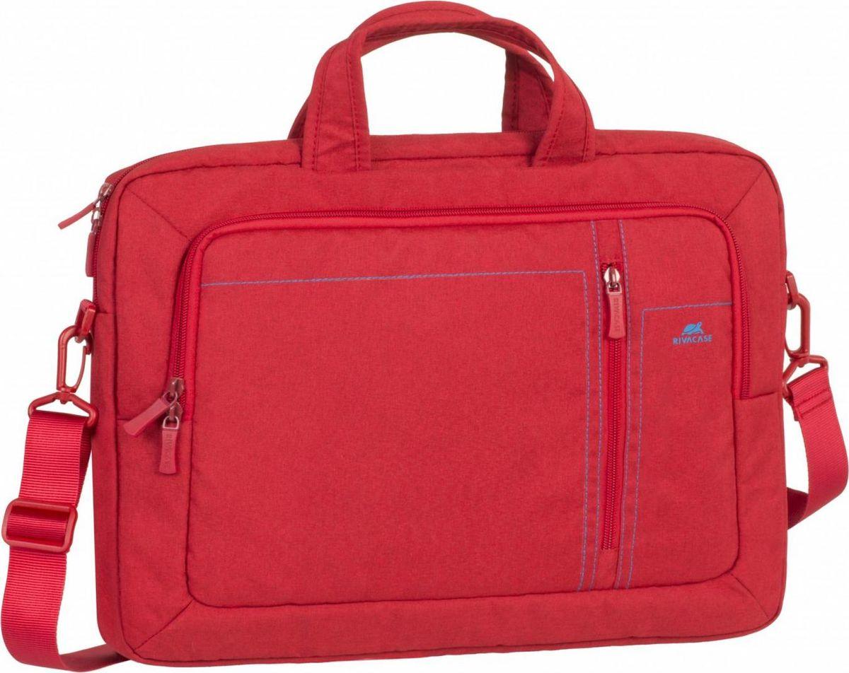 """RivaCase 7530, Red сумка для ноутбука 15,6"""""""
