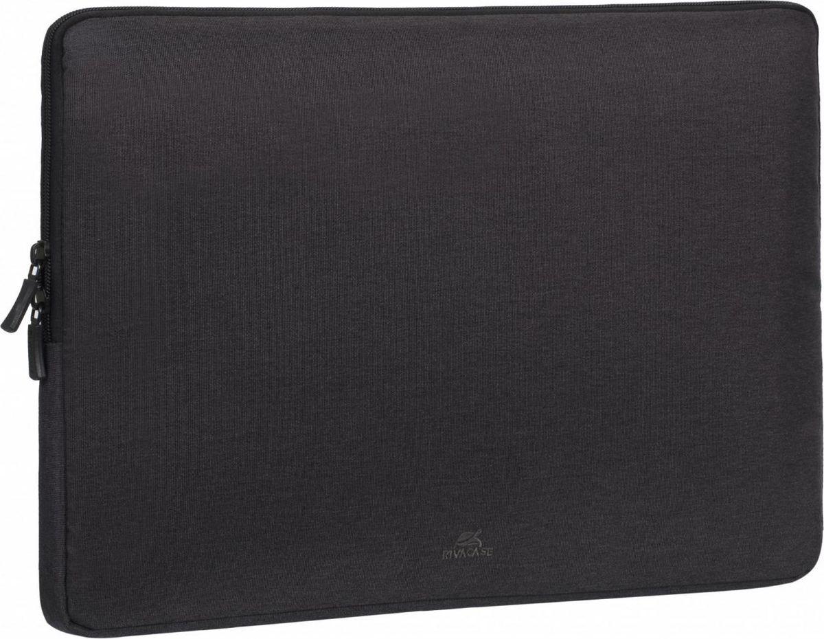 RivaCase 7705, Black чехол для ноутбука 15,64260403572276• Серия универсальных чехлов для ноутбуков, планшетов 13.3 - 15.6'. • Выполнены из высококачественной, водоотталкивающей ткани. • Надежно защитит ваш ноутбук от случайных ударов и царапин, атакже от пыли и влаги. • Двойная застежка молния для удобного доступа к ноутбуку.