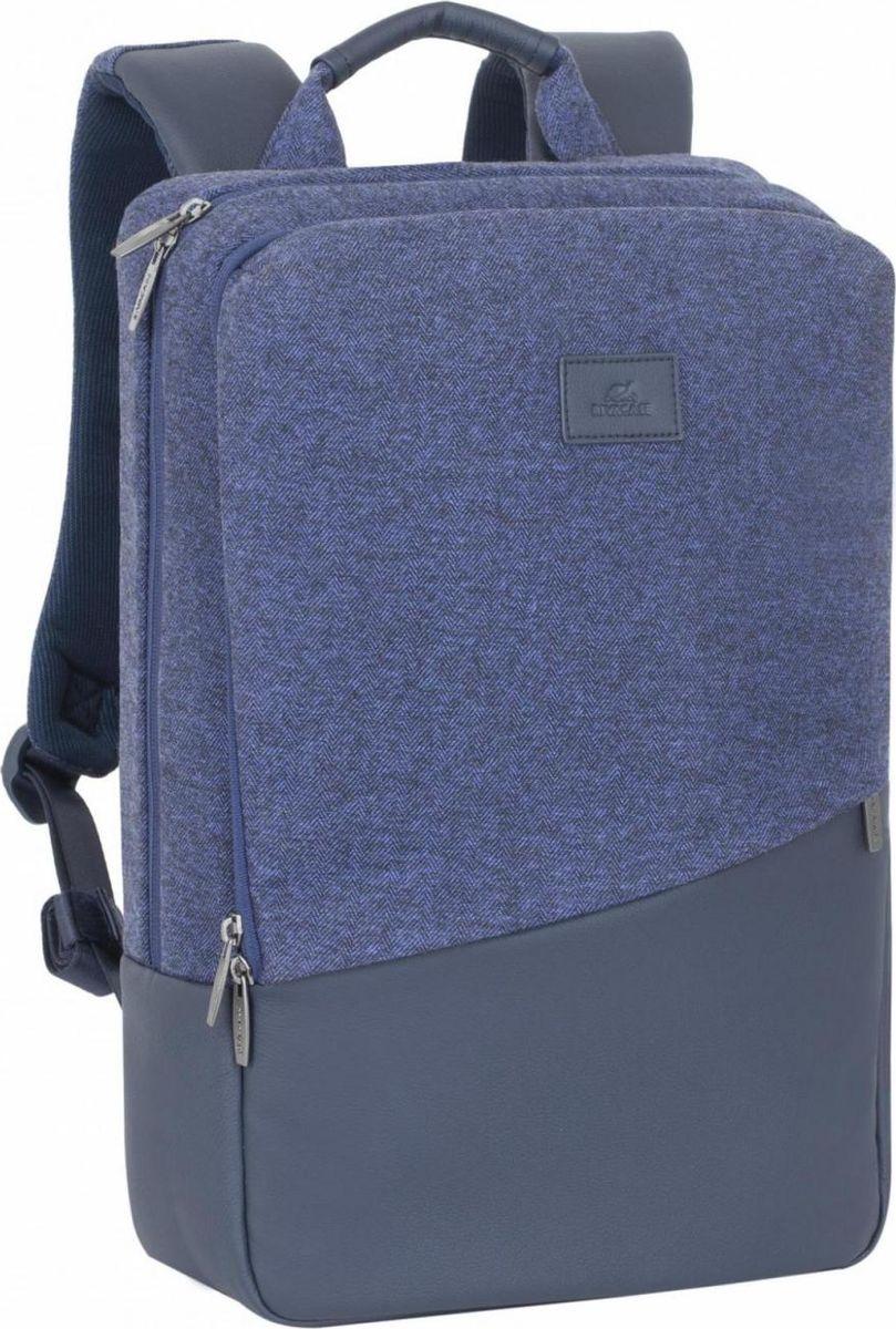 RivaCase 7960, Blue рюкзак для MacBook Pro 15