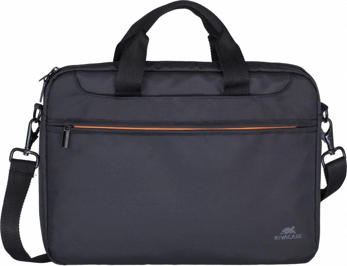RivaCase 8023, Black сумка для ноутбука 13,3