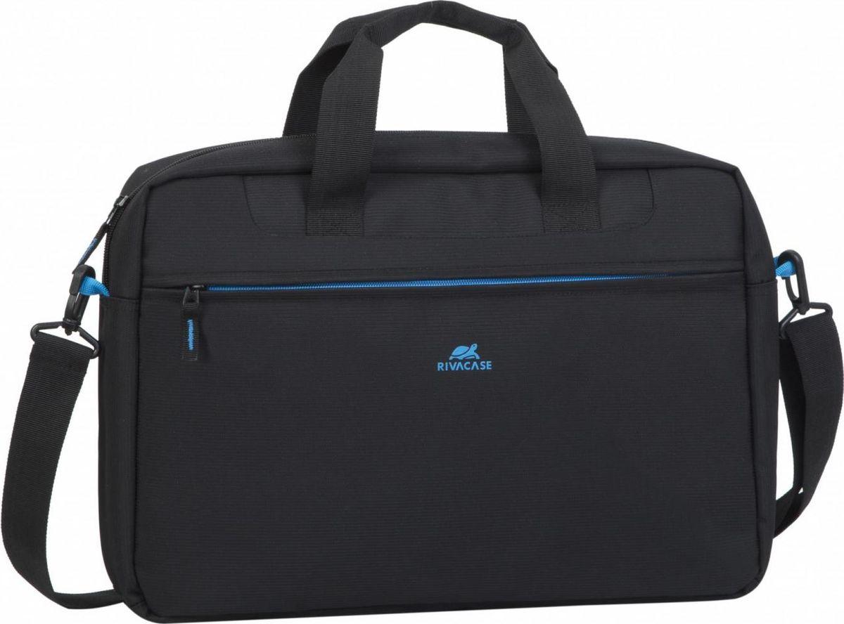 RivaCase 8057, Black сумка для ноутбука 16