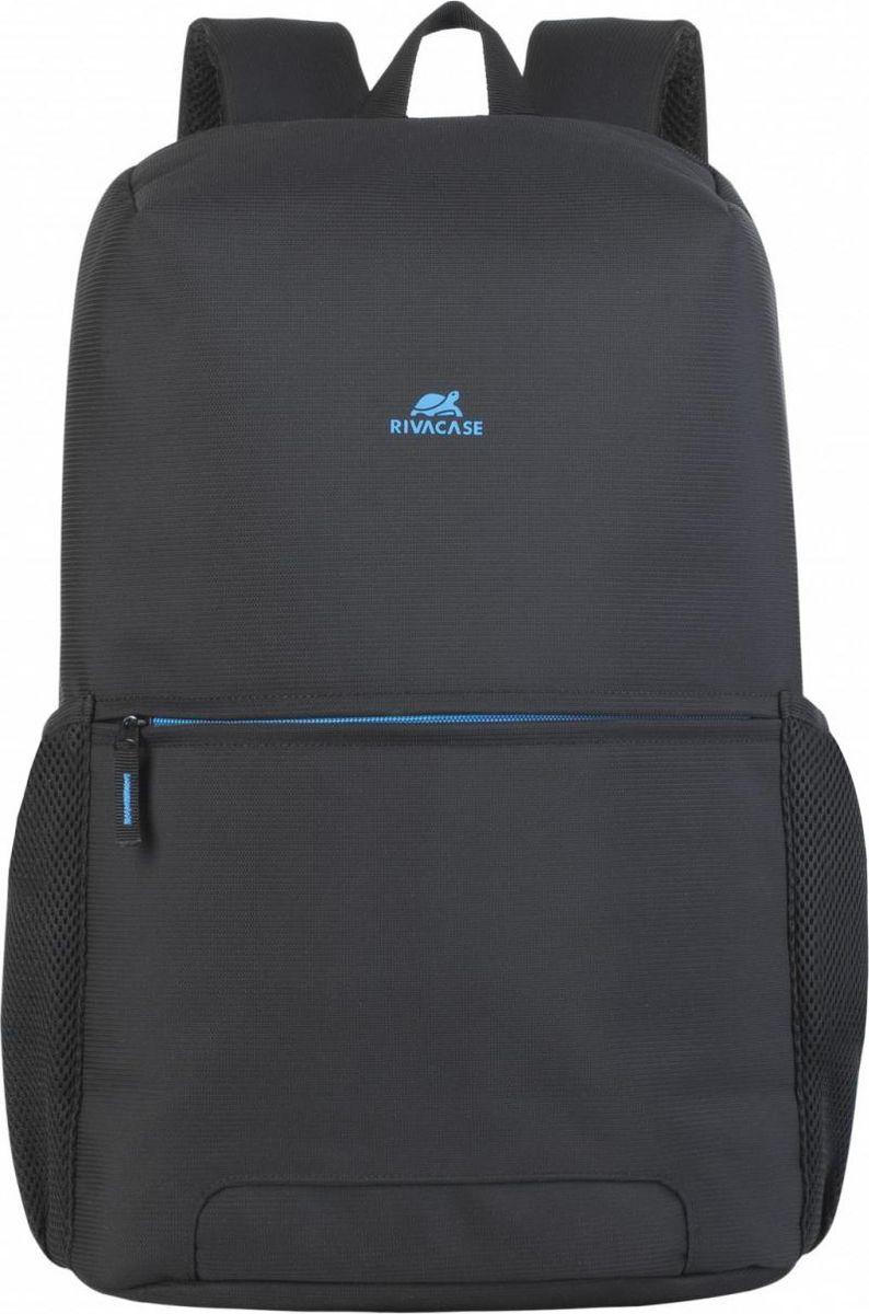 RivaCase 8067, Black рюкзак для ноутбука 15,6