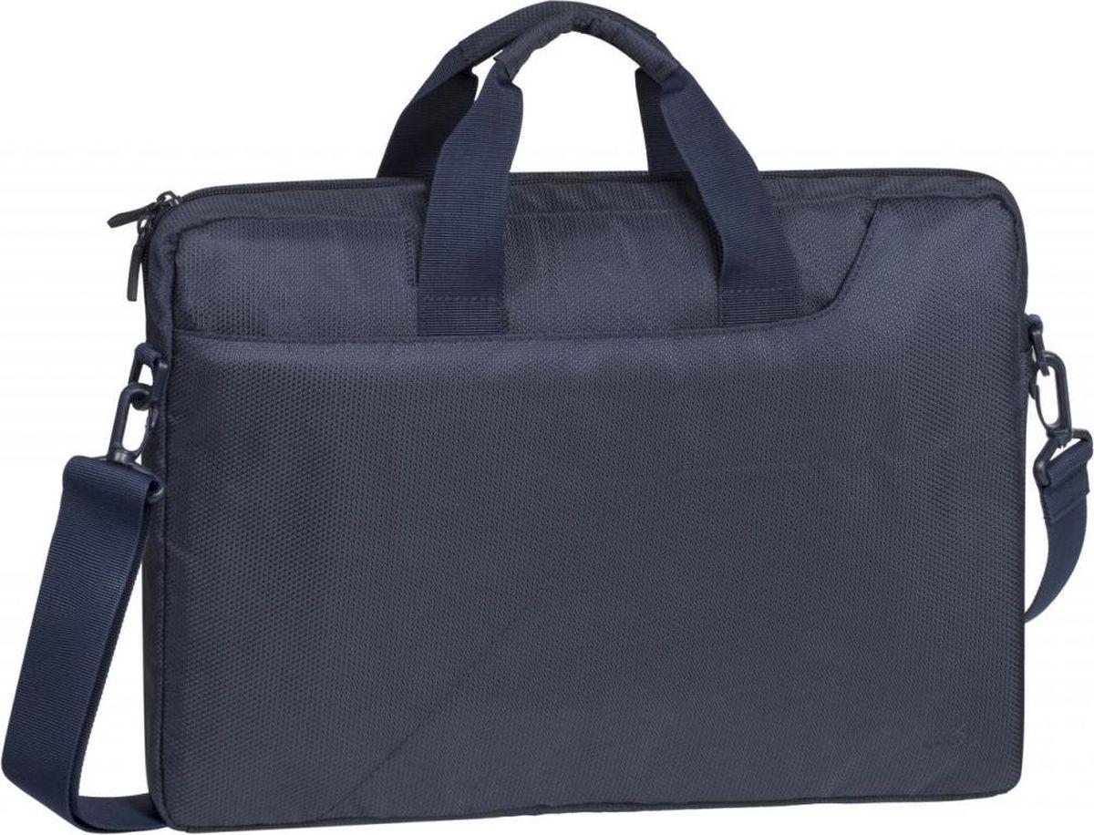 RivaCase 8035, Dark Blue сумка для ноутбука 15,6