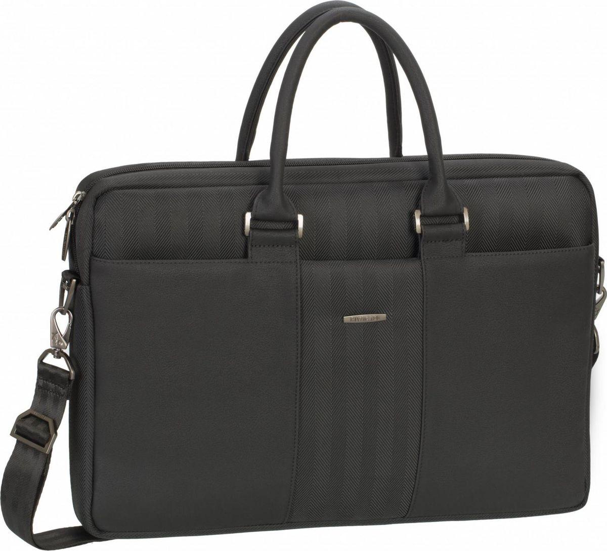 RivaCase 8135, Black сумка для ноутбука 15,6