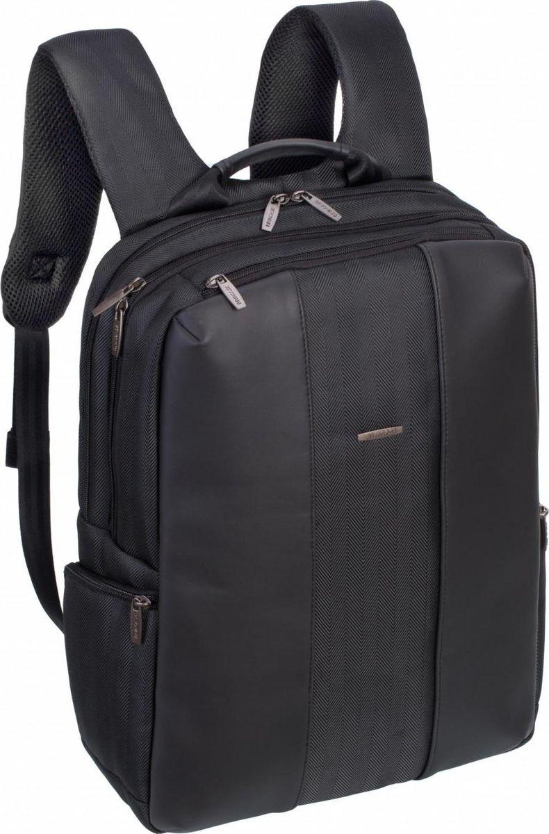 RivaCase 8165, Black рюкзак для ноутбука 15,6